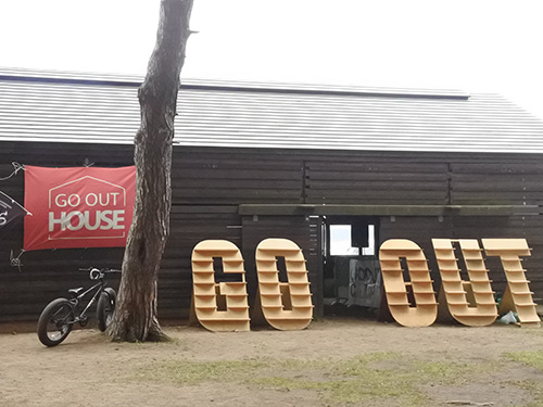 GO OUT CAMP猪苗代 vol.4